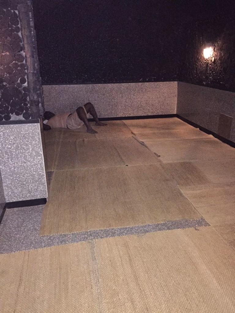 JeJu Sauna relaxing spot for a Date Night