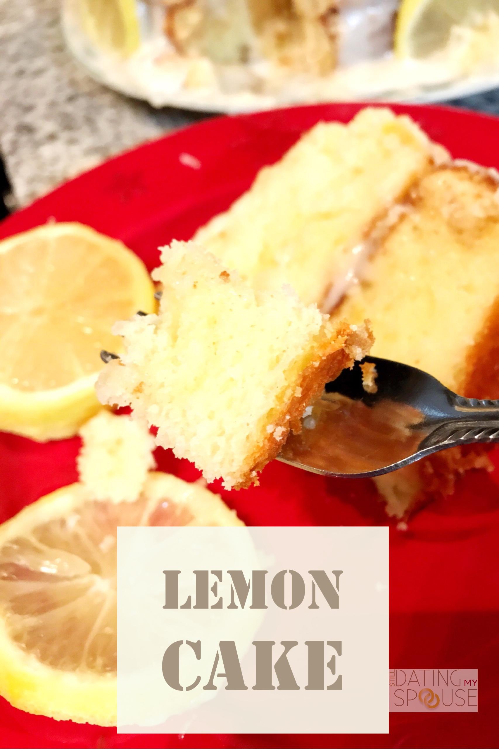 Why Am I Craving Lemon Cake